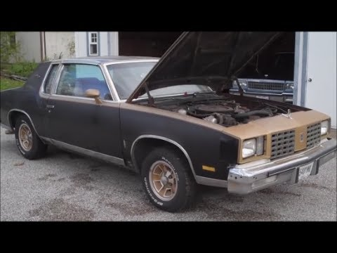 1979 Hurst Olds T-Top First Look Classic G-Body Garage