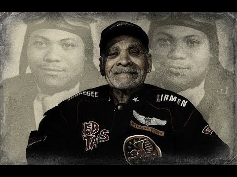 The Story Of Eleanor Roosevelt And A Tuskegee Airman Who Served During WWII, Korea, And Vietnam