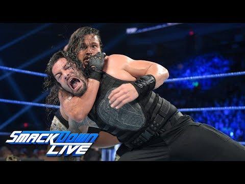 Reigns vs. B-Team - Handicap Match with Special Guest Referee Elias: SmackDown LIVE, April 30, 2019