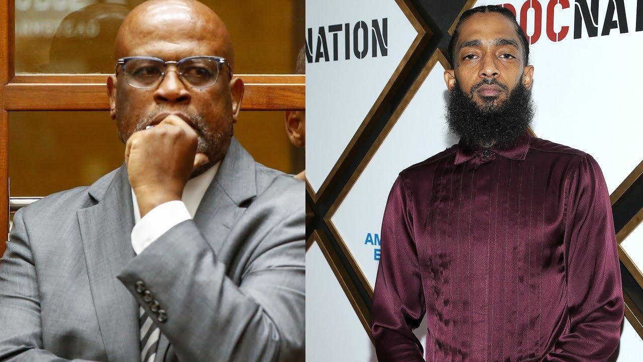 OJ Simpson Prosecutor vs Nipsey Hussle, 50 Cent Slides On Jill Scott, & MORE!