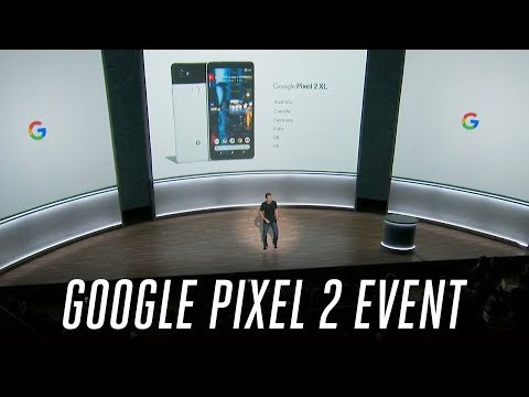 Download Youtube: Google Pixel 2 event in 19 minutes