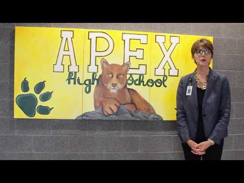 Take a Look inside Apex High School