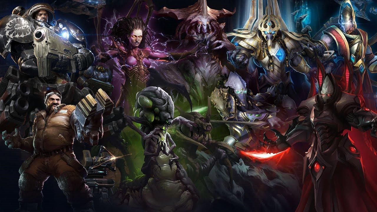Страдания нуба #16 | Сетевой режим StarCraft 2
