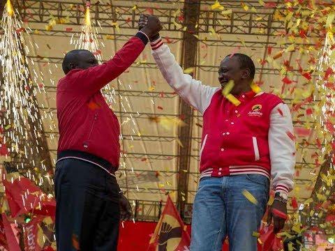 Uchambuzi na uzinduzi wa manifesto ya Jubilee