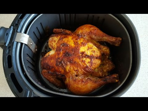 Air Fryer Whole Roast Chicken Todd English 5 8 Qt Airfryer
