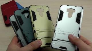 "ОБЗОР: Противоударный Чехол-Накладка для Xiaomi Redmi 4 Prime/ Pro/ S (2Gb/ 3Gb) ""Ultra Hybrid"""