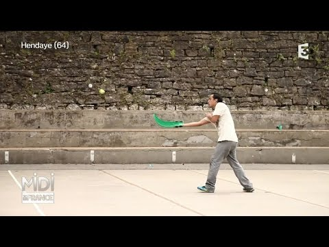 MADE IN FRANCE : La pelote Basque, un savoir-faire ancestral