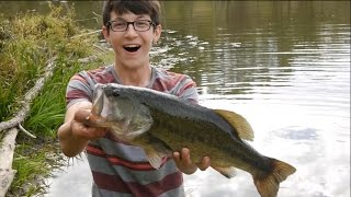 Fishing the Swamp/Christmas special.