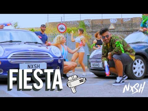 Nish - Fiesta | OFFICIAL MUSIC VIDEO