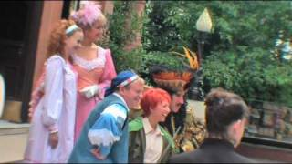 Behind the Scenes - Peter Pan at Richmond Theatre