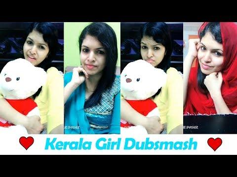 Beautiful Dubsmash Of Kerala Girl Shivuse With Cute