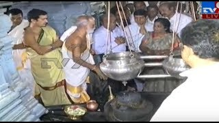 Governor Tamilisai Soundararajan Inspects Kaleshwaram II LIVE  - TV9