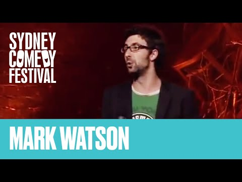 Mark Watson @ Cracker Night 2011