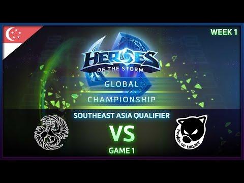 RSG vs PoB - SG Spring Pro League Group - G1