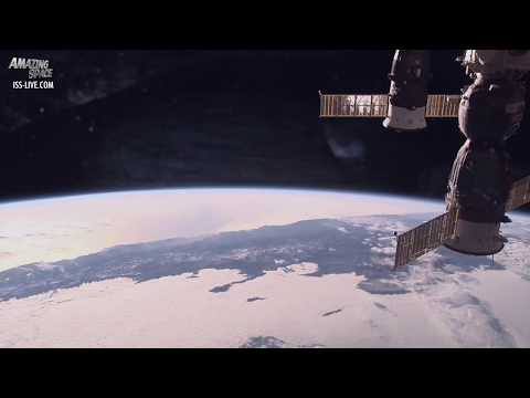 8 Hours of Earth From Space Video - Go full screen , and just chill