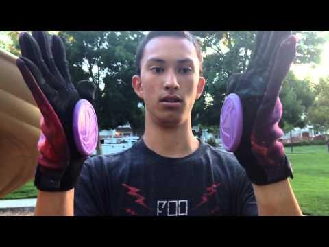 Landyachtz Galaxy Slide Gloves Review