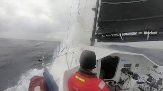 2018 Sevenstar Round Britain and Ireland Race -  Concise 8 DAY 4
