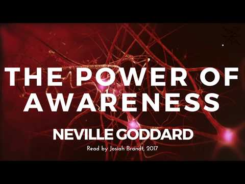 The Power of Awareness by Neville Goddard [Full Audiobook]
