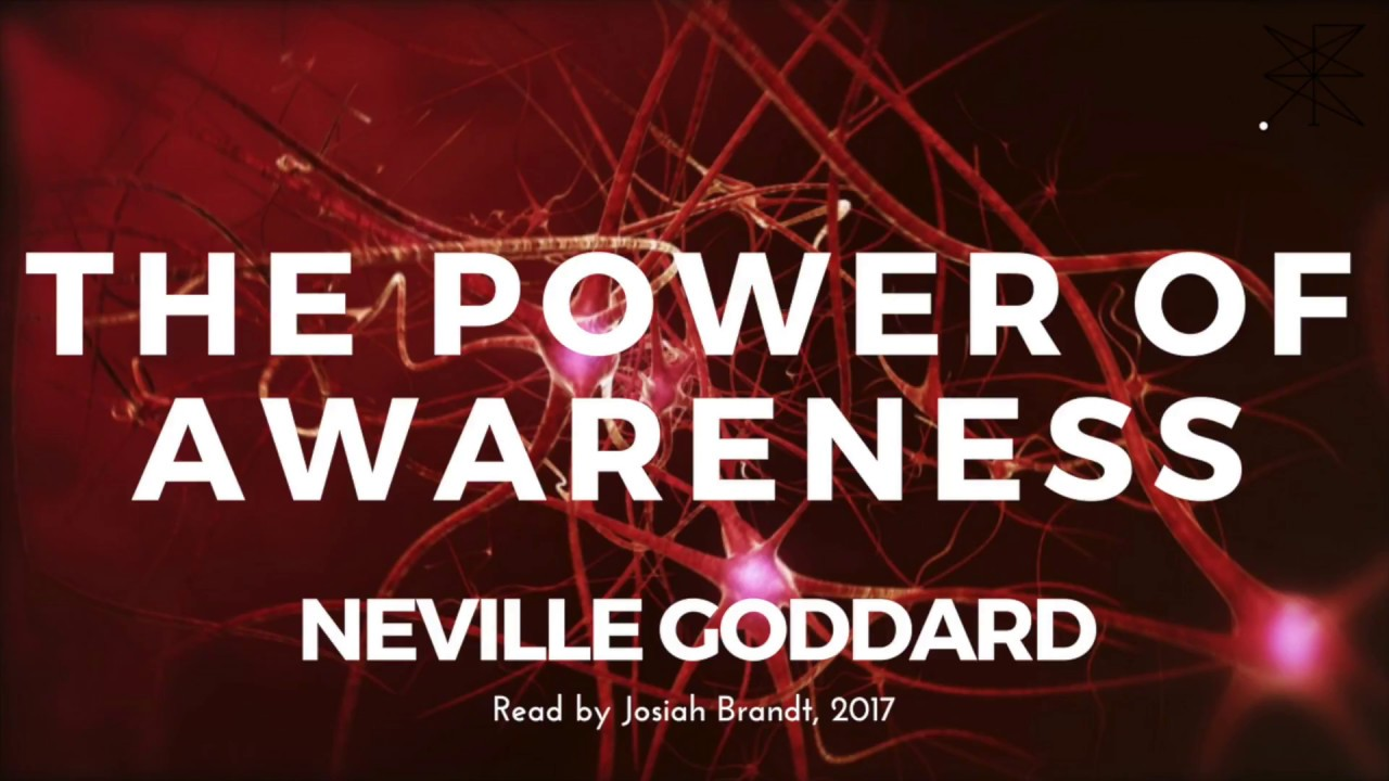 Download The Power of Awareness by Neville Goddard [Full Audiobook]