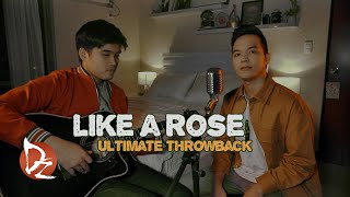 Millenial Throwback Cover | Like A Rose