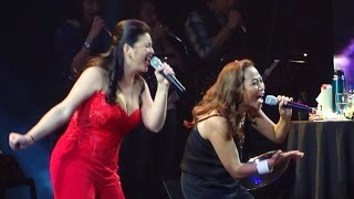 REGINE VELASQUEZ & JAYA - Halik (Songbird Sings In Biñan!)