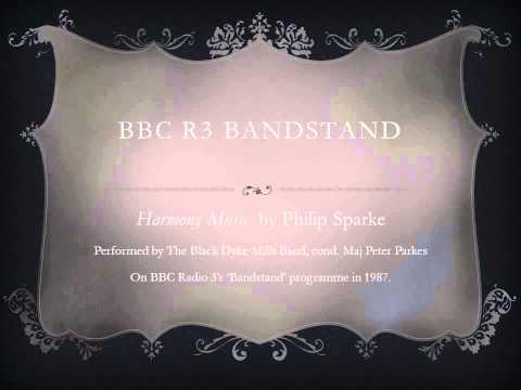 BBC R3 Bandstand: Harmony Music (1987)