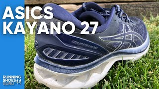 Asics Kayano 27 Review - Stability for Miles