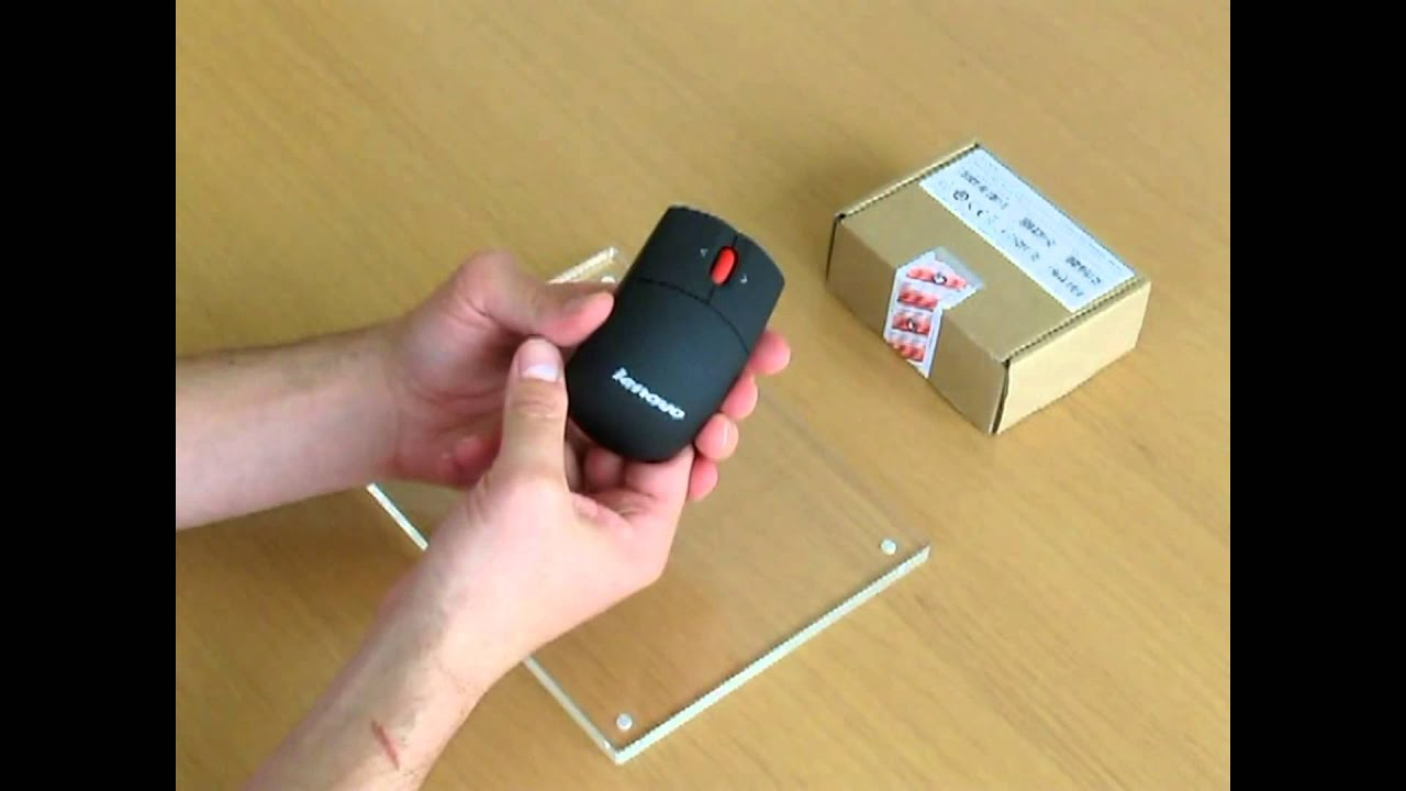 64a33972316 Lenovo Laser Wireless Mouse (0A36188) - YouTube