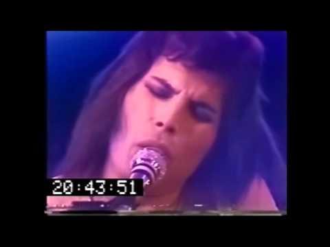 Queen - Bohemian Rhapsody Killer Queen Live