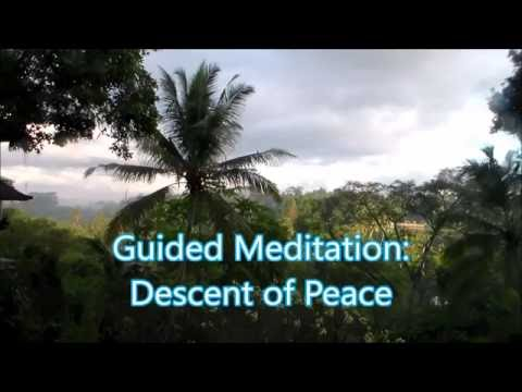 Guided Meditation: Descent of Peace with Sraddhalu Ranade