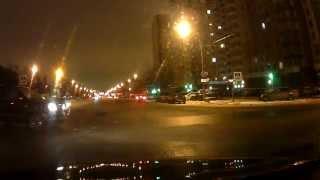 Авария Волга Петербург