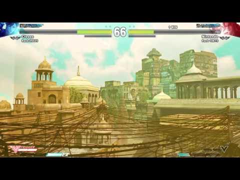 STREET FIGHTER 5 V 1.01 Claw / Vega endless flight glitch