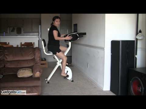 FitDesk Exercise Bike Review