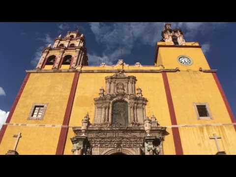 TRAVEL VLOG - Guanajuato City!