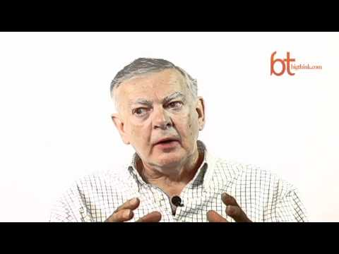 Big Think Interview With Donald Johanson