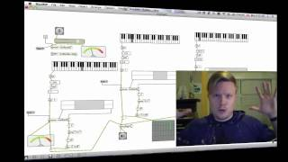 Max/MSP Groove~ Part 2: Granular Envelope