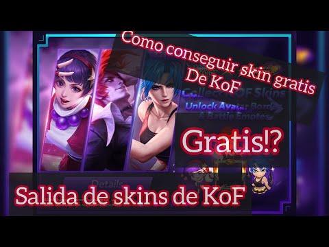 Skins KoF gratis!? Cómo Conseguirlas, fecha de Lanzamiento - Mobile Legends Bang Bang thumbnail