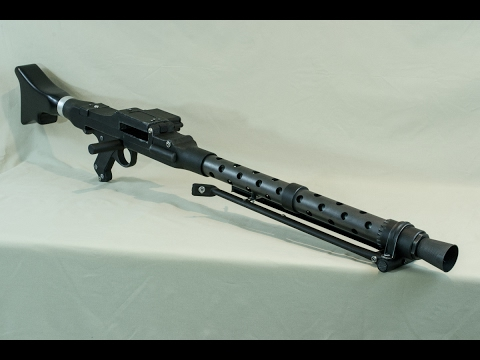 Stormtrooper DLT-19/MG34 Heavy Blaster Rifle Prop DIY