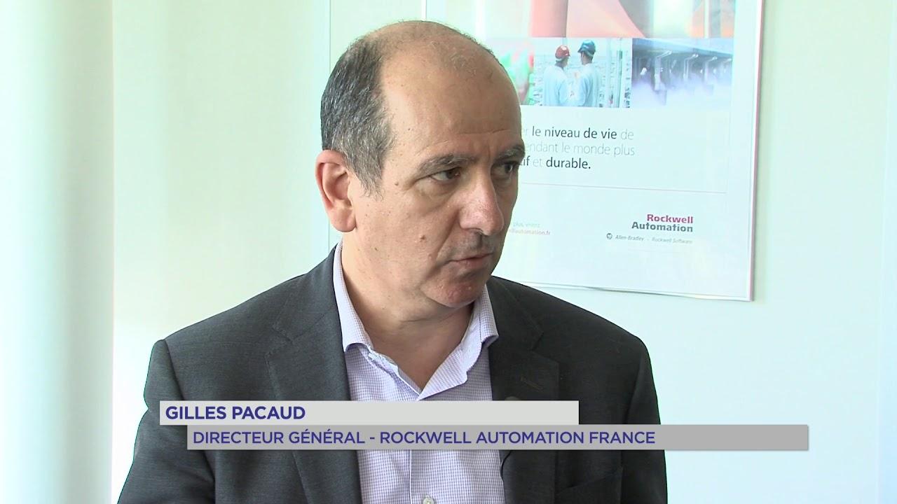 Yvelines | Industrie : L'usine 4.0 se développe dans les entreprises de SQY