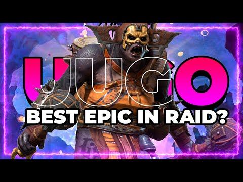 Uugo is INSANE!   BEST Epic Champ?!   RAID Shadow Legends