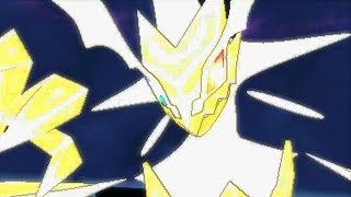 Necrozma, Origin of Z-Crystals Cutscene - Pokémon Ultra Sun and Moon
