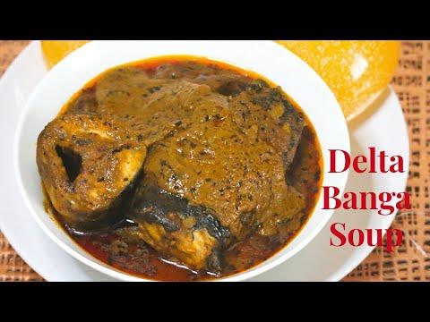 Download How to Cook Nigerian Delta Banga Soup/ Banga Soup Recipes