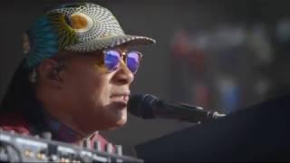 Stevie Wonder - I Wish ( Hyde Park 2016)
