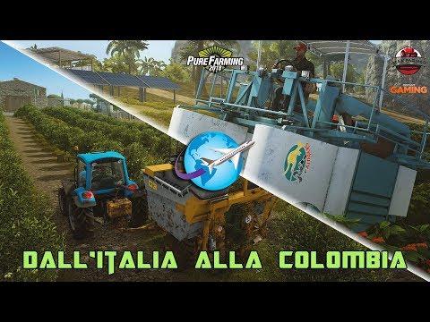 PURE FARMING 18 ITA - DALL'ITALIA ALLA COLOMBIA | ALEX FARMER