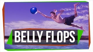 Why Are Belly Flops So Painful?