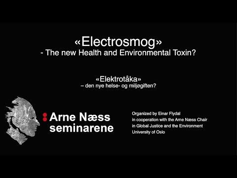 Elektrotåka - ny helse- og miljøgift / Electrosmog - a new toxin
