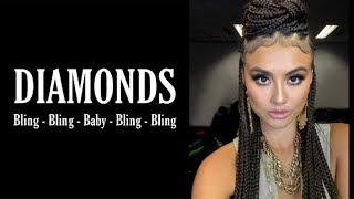 DIAMONDS - AGNEZ MO ( After Release With French Montana )