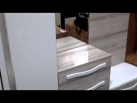 Спальный гарнитур с угловым шкафом в России Сравнить цены