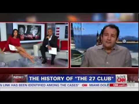 27: The History of the 27 Club on CNN
