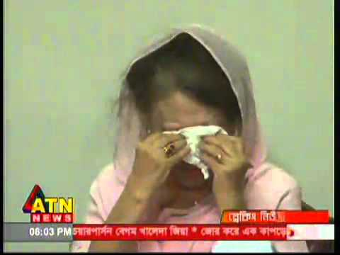 Begum Khaleda Zia was dragged out in single dress from her House